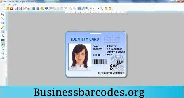 Windows 8 Cards Designing Software full